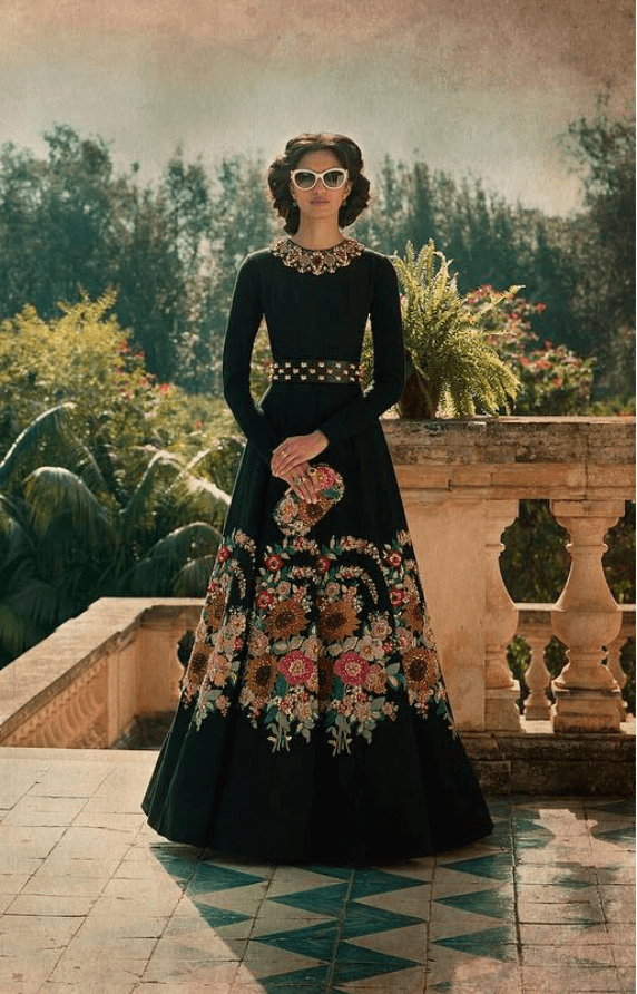 Sabyasachi Palermo afternoon gowns - The Grand Trunk