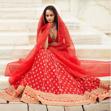 Load image into Gallery viewer, Sabyasachi Bridal Lehenga