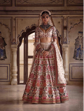 Load image into Gallery viewer, Charbagh featuring the Sabyasachi Nargis collection. - The Grand Trunk