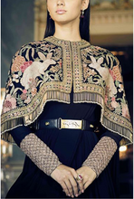 Load image into Gallery viewer, Sabyasachi Tiger Logo Double Military Belt - The Grand Trunk