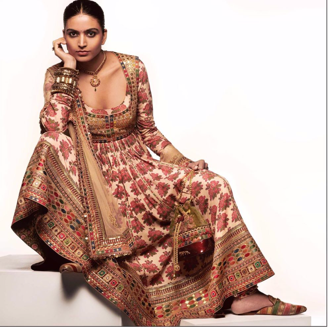 Sabyasachi Summer 2020 The Neo-Bohemian Kalidar collection - The Grand Trunk