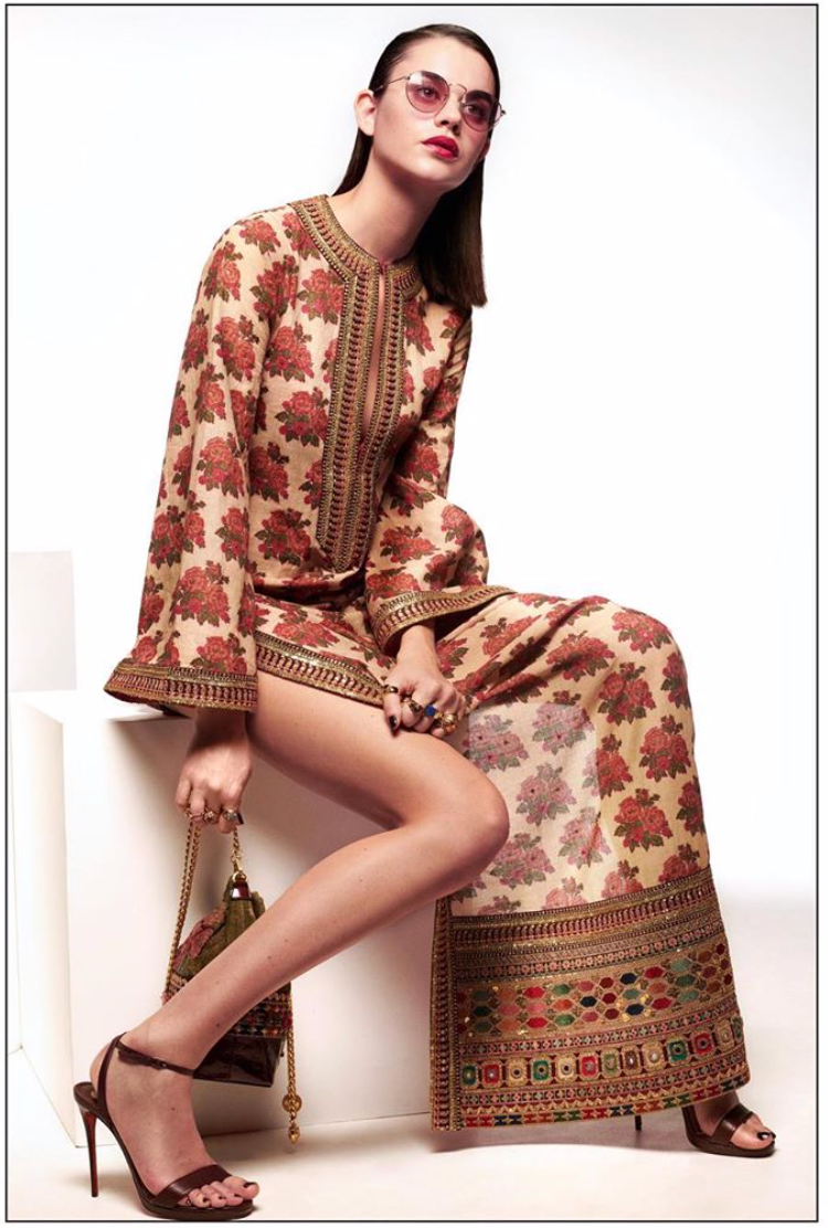 Sabyasachi Summer 2020 The Neo-Bohemian Kaftan collection - The Grand Trunk