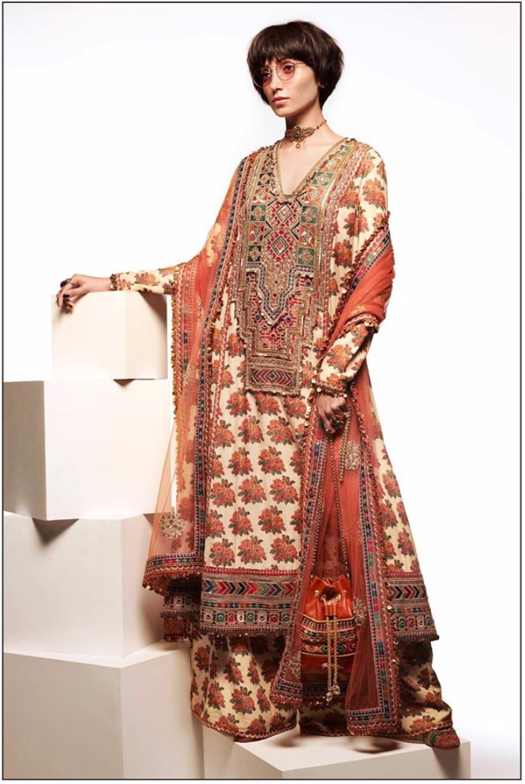 Sabyasachi Summer 2020 The Neo-Bohemian suit collection - The Grand Trunk