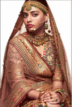 Load image into Gallery viewer, Sabyasachi Summer 2020 The Glamorous Bohemian Modern Bridal Collection - The Grand Trunk