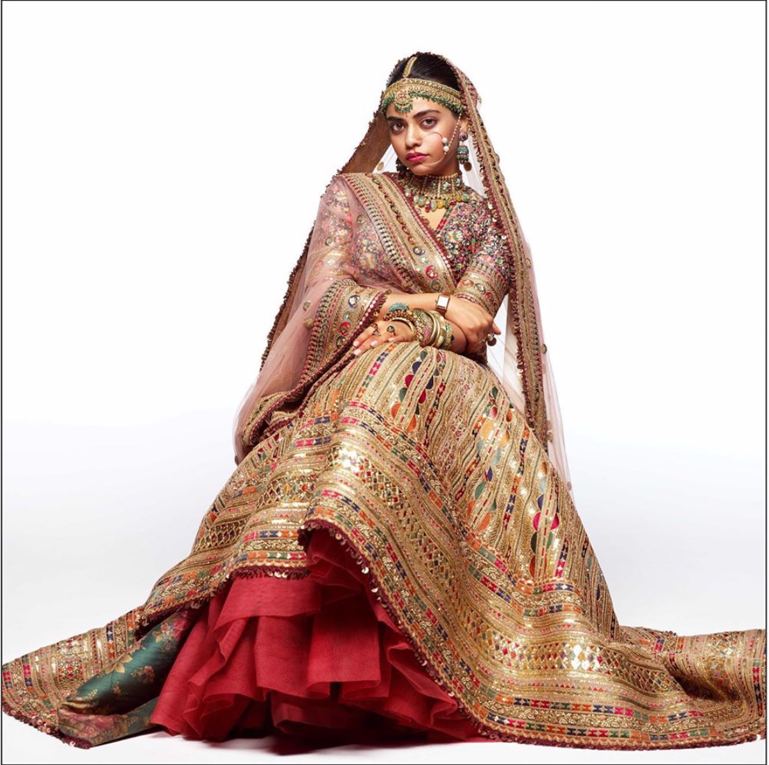 Sabyasachi Summer 2020 The Glamorous Bohemian Modern Bridal Collection - The Grand Trunk