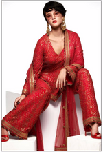 Load image into Gallery viewer, Sabyasachi Summer 2020 The Retro Pantsuit Kurta - The Grand Trunk