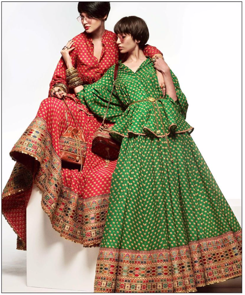 Sabyasachi Summer 2020 The Neo-Romantic Modern Mehendi - The Grand Trunk