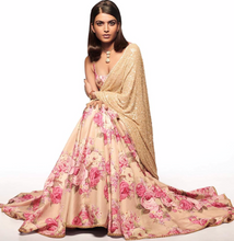 Load image into Gallery viewer, Sabyasachi Summer 2020 The Modern Reception Lehenga - The Grand Trunk