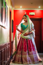 Load image into Gallery viewer, Real Bride Shashwati in Sabyasachi @ The Grand Trunk - The Grand Trunk