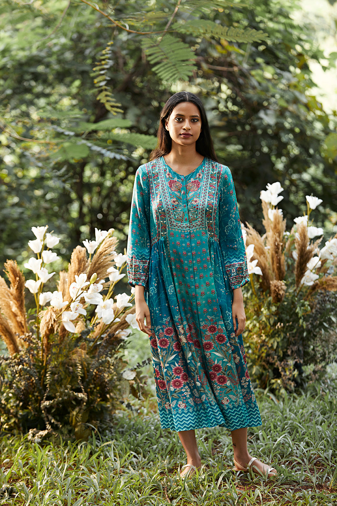Pankhuri Tunic - The Grand Trunk