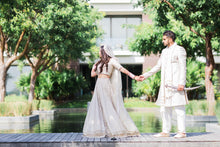 Load image into Gallery viewer, Real Bride Komal Chohan in Sabyasachi @ The Grand Trunk - The Grand Trunk