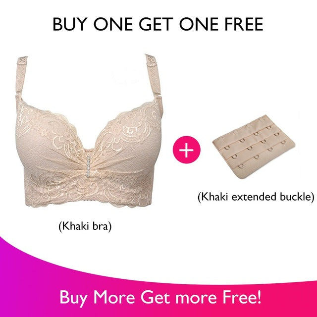 4ed0327e7 ... Thin plus size bra cup adjustable push up side gathering furu mm Large  c cup e ...