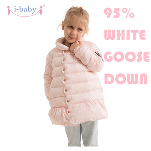 2daad4bb2a09 i-baby Down Coat Outlast Kids Prolonged Outwear Baby Cozy Puffer ...