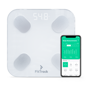 FitTrack - Intelligente BMI Körperwaage