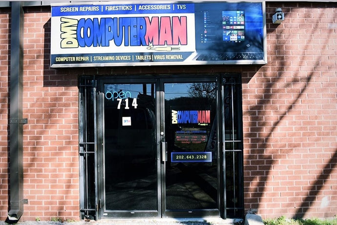 New Black Owned Tech/ Computer Shop Opens In Capitol Heights MD