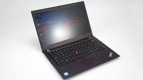 Lenovo Thinkpad T490s - Core i7 - 32GB - 500GB - Windows 10