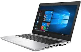 HP Probook 650 G5- Core i5 - 8GB - 256GB HDD - Windows 10