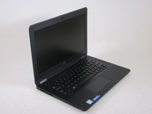 Dell Latitude E7270 Touch i7-6600U 2.60GHz 8GB 128GB SSD Win 10