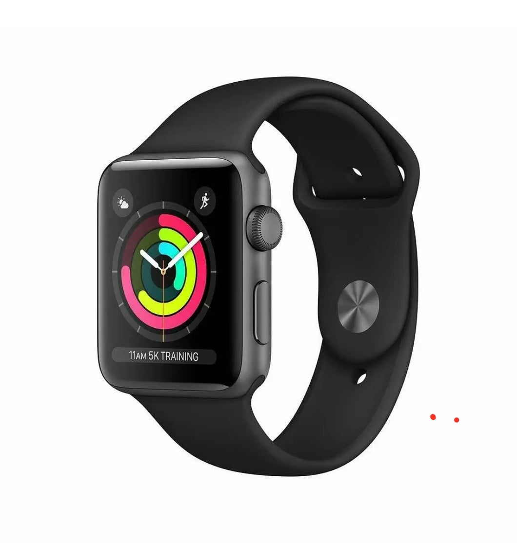 Apple Watch 38mm Series 3 GPS Only with Sport Band MQL12LL/A
