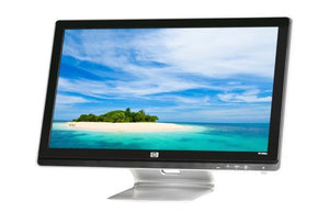 "HP 2310m 23"" 1920x1080p Flat Panel Widescreen LCD Color Monitor Rated at Grade A"