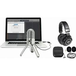 Podcast Starter Bundle Package
