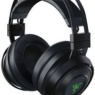 Razer - Nari Ultimate Wireless THX Spatial Audio Gaming Headset for PC and PlayStation 4