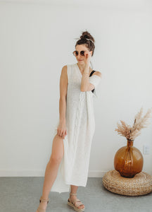 Knitted Swimsuit Cover up