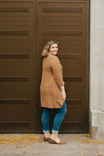Load image into Gallery viewer, Caramel Knit Cardigan - The Steffi