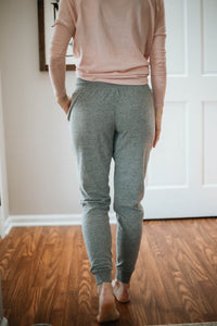 Cuddle Up Jogger, Grey (ECO)