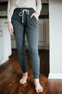 Cuddle Up Jogger, Navy (ECO)