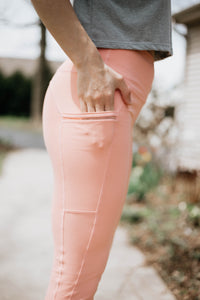 Sweet Peach Leggings