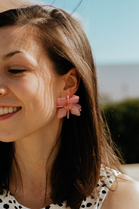 Oversized BLOOM Studs