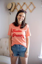 Load image into Gallery viewer, Feelin' Peachy Graphic Tee