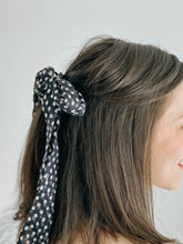Load image into Gallery viewer, Nautical Dot Hair Tie