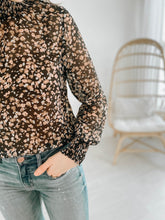 Load image into Gallery viewer, Poppy Floral Blouse