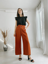 Load image into Gallery viewer, Marmalade Paperbag Waist Pants