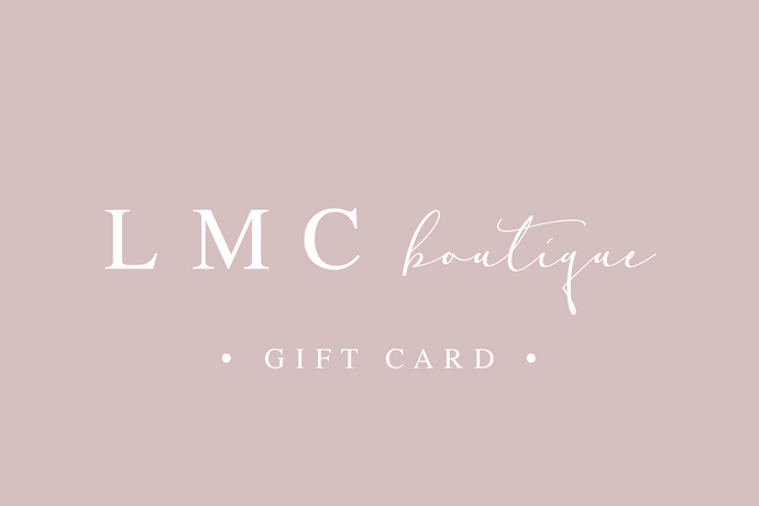 LMC Boutique E-Gift Card
