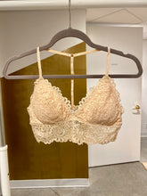 Load image into Gallery viewer, Lace Light Pink Bralette