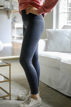 Load image into Gallery viewer, Seamless Leggings, Charcoal
