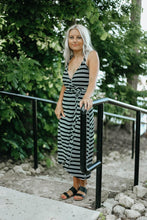 Load image into Gallery viewer, Dress Me Up Striped Midi