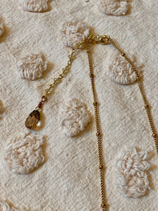Horoscope Layering Necklace - Taurus