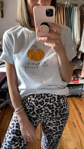 Pumpkin Spice Latte Graphic Tee