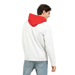 Red Spotlight Men's Hoodie by RIFY WEAR