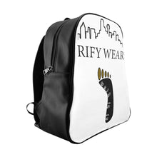 Load image into Gallery viewer, RIFY WEAR Skyline School Backpack