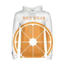 Load image into Gallery viewer, RIFY WEAR  Orange Navel Men's Sport Collection Men's Hoodie