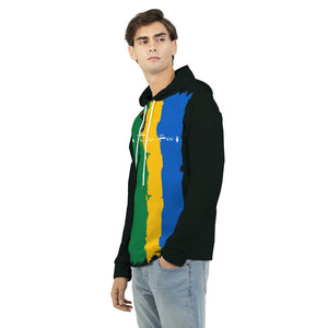 Wear The Foot Hoodie by RIFY WEAR Men's Hoodie