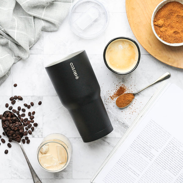 Ever Eco Insulated Tumbler Onyx - 887ml