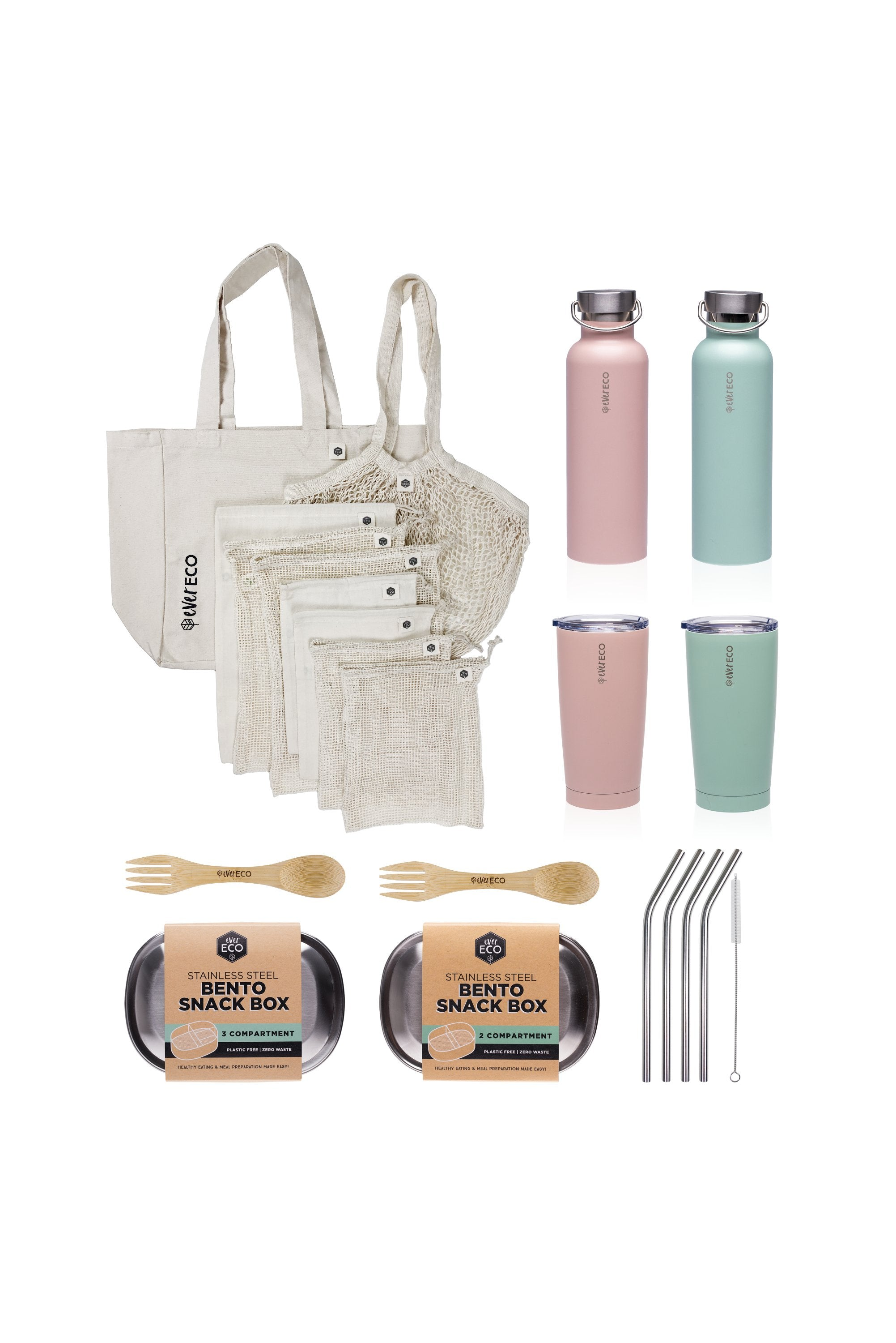 Ever Eco Ultimate On the Go Bundle - Save $60