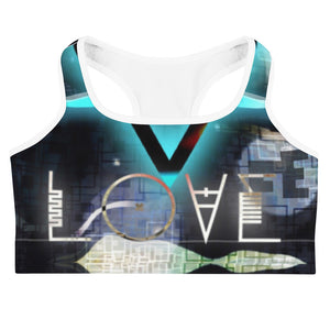 Triune Love Sports bra