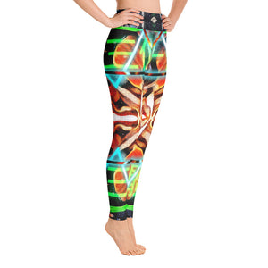 Triune Unity Yoga Leggings